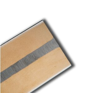 NELA Premium Chromstahl Glättekelle 320 x 120mm rostfrei