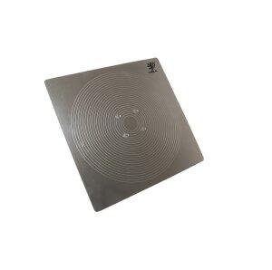 NELA Premium Aluminium Hawk 355 x 355mm BiKoGRIFF Kork