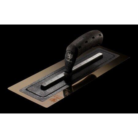 NELA Premium Black Edition Glättekelle rostfrei 355 x 120 mm