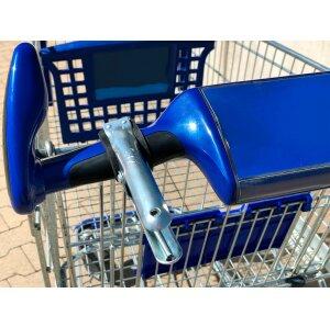 Universalaufsatz Einkaufswagengriffe Zweite Hand Hygieneschutz
