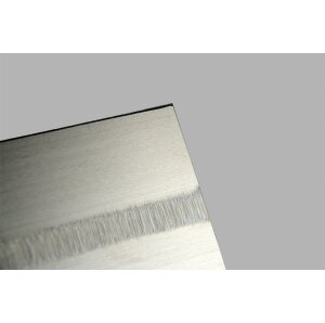 NELA Premium Carbonstahl Glättekelle 200 x 80 mm